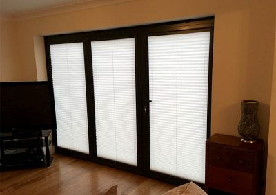 Perfect Fitted Blinds in lounge