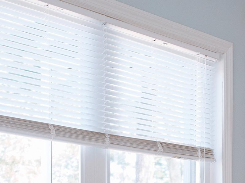 Professionally Fitted Blinds